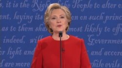 Clinton on Trump's Economic Plan: 'Trumped Up Trickle Down Economy'
