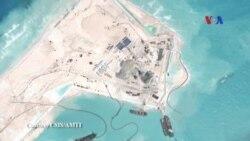 Việt Nam thừa nhận có hoạt động xây dựng ở Trường Sa