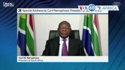 Manchetes africanas 26 Janeiro: Ramaphosa pede a países ricos que não açambarquem doses excessivas da vacina Covid-19