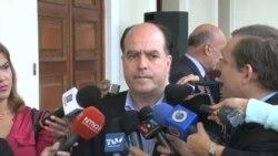 Entrevista al presidente del Parlamento Nacional en Venezuela