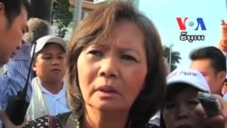 Cambodian Opposition Leaders Questioned in Court Over Deadly Protest ​