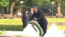 Obama Hiroşimada keçmişlə üzləşib