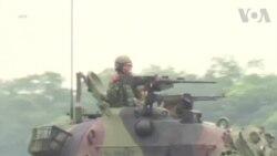 Đài Loan phô diễn sức mạnh quân sự nhân ngày Song thập