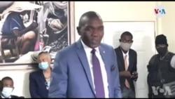 Sena ayisyen an ki gen 10 manm sou 30 vote yon nouvo biwo ak senatè Joseph Lambert kòm prezidan