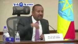 VOA60 AFIRKA: A Habasha firaminista Abiy Ahmed ya ce dakarun sojan Eritrea sun amince su janye daga iyakar Ethiopia