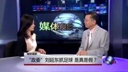 """媒体观察:""""政委""""刘延东抓足球,是真是假?"""