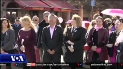 Shkodër, marshim për kancerin e gjirit