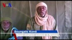 Un président de tribunal enlevé au Mali apparaît dans une vidéo