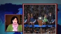 VOA连线:奥巴马总统在芝加哥发表胜选演说