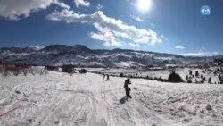 Mersin'de Bir İlk: Kar Festivali