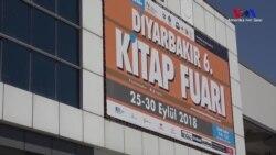 Diyarbakır'da Dört Yıl Sonra Yeniden Kitap Fuarı
