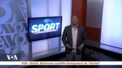 Page sport : des violences dans un stade au Maroc
