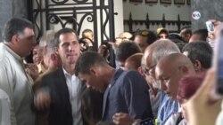 Venezuela: ¿Disminuye el apoyo a Guaidó?