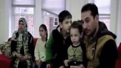 美國的敘利亞難民擔憂國內親人