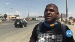Polícia angolana impede marcha em Luanda no dia da independência