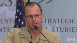 休梅克中将谈反潜机升级和部署(英文视频)