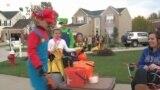 """""""Trick or Treat"""" Halloween Aman di tengah Berlanjutnya Pandemi"""