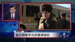 媒体观察:金正恩歌手北京罢演背后