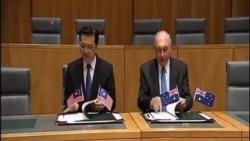 澳大利亞宣佈調整馬航失蹤客機優先搜尋海域