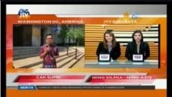 Laporan Langsung VOA untuk Pojok Kampung JTV: Belanja Muslim AS Menyambut Hari Raya