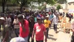 Ayiti: Yon Branch nan Opozisyon an Manifeste nan Kap-Ayisyen Kont Pouvwa an Plas la