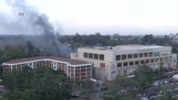 肯尼亞商廈襲擊 至少61人仍然失蹤