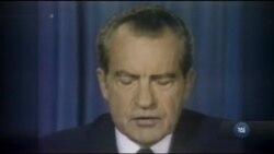 45 років тому відбулася подія, що поклала початок знаменитому Вотерґейтському скандалу. Відео