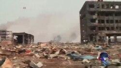 天津大爆炸造成众多受伤失踪者