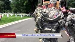 Tượng đài vinh danh phi công trực thăng tham chiến tại Việt Nam