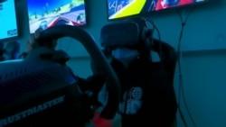 走进虚拟现实世界天涯若比邻
