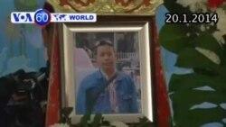 Thái Lan tưởng niệm người biểu tình chết vì lựu đạn (VOA60)
