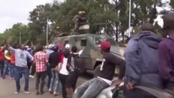 Zimbabwe's Once Feared Army Now Friend To Many Following Take Over