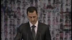 叙利亚总统阿萨德提议举行全国和解会议