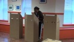 Dominicanos votan en Washington