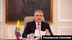 El presidente Iván Duque dio a conocer a los colombianos, este miércoles, los principios que van a regir el aislamiento preventivo en el país desde el 1° de junio.