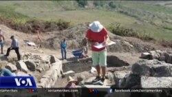 Zbulimet në Parkun Arkeologjik të Apolonisë