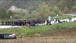 Neizvjesna zima pred migrantima zaustavljenim u Bihaću i Kladuši