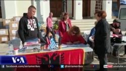 Solidaritet në Greqi me familjet e prekura nga tërmeti në Shqipëri