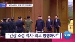 "[VOA 뉴스] ""북한 사이버 도발 강압 견제해야"""
