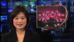 世界各地欢庆新年