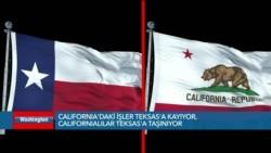 California'dan Teksas'a Göç Artıyor