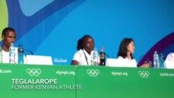 Tegla Laroupe na matumaini ya Kenya katika Olimpiki