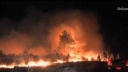 2013-06-04 美國之音視頻新聞: 南加州山火開始受到控制