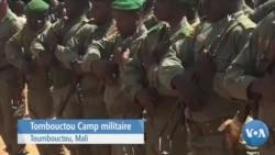 #visite premier ministre boubou cisse au camp militaire de Toumbouctou
