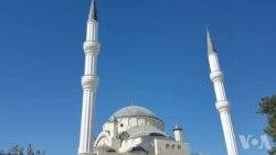 Shibirg'onda turk masjidi ochiladi