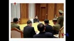 金正恩声言朝鲜军队正为与韩国对抗做准备