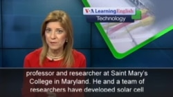 Paintable Solar Cells May Replace Silicon-based Devices