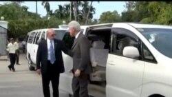 သမၼတေဟာင္း Clinton နဲ႔ ျမန္မာ့အေရး