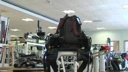 Robot kojeg se odjene pomaže paraliziranima da hodaju
