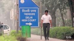 สตรีอินเดียเหยื่อสาดน้ำกรดได้รับว่าจ้างให้ทำงานในศาลสูง